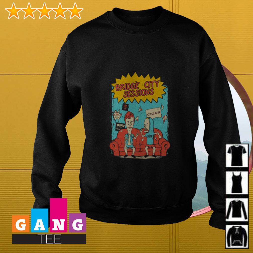 Cigar Bridge city sessions Sweater