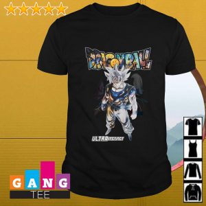 Dragon Ball Super Goku Ultra Instinct shirt