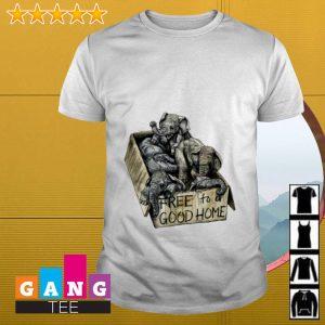 Elephant free to a good home shirt