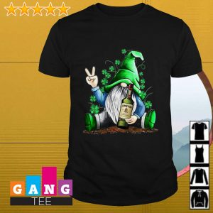 Gnomes hugging Jameson St. Patrick's Day shirt