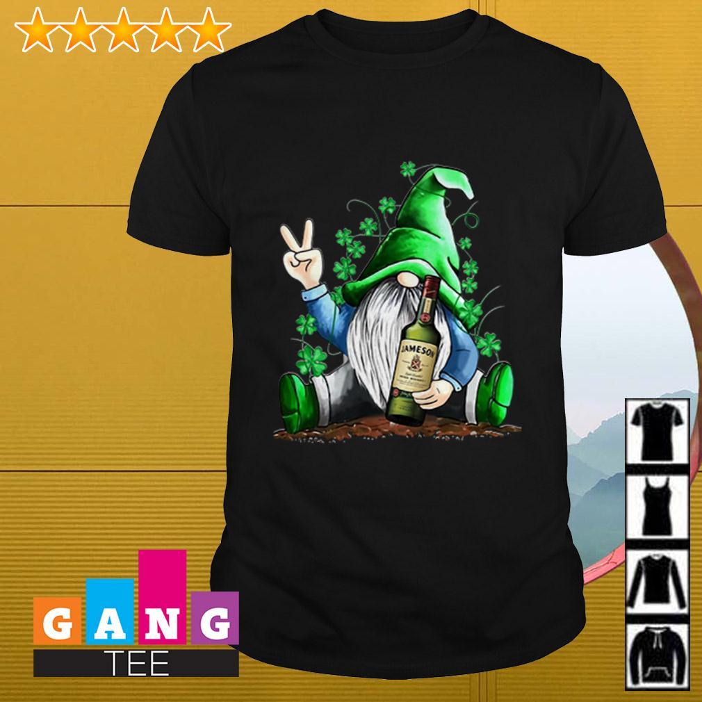 Gnomes hugging Jameson St. Patrick's Day shirt
