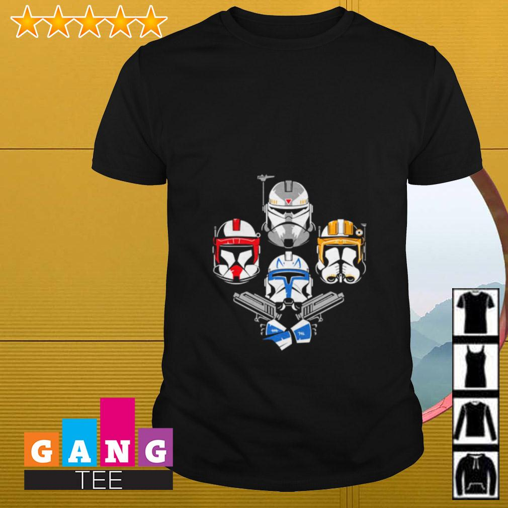 Kamino Rhapsody the Clone Wars shirt