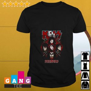 Kiss Oklahoma Sooners shirt