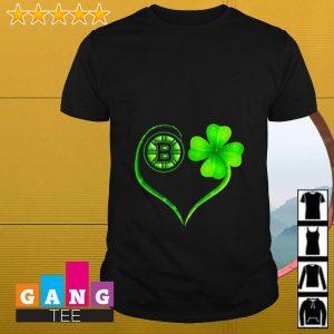 Love Boston Bruins St Patrick's Day shirt