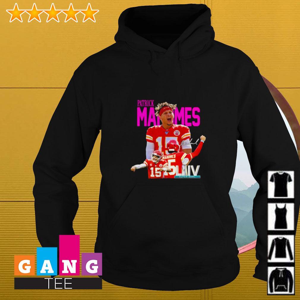 Patrick Mahomes II LIV Super Bowl Hoodie