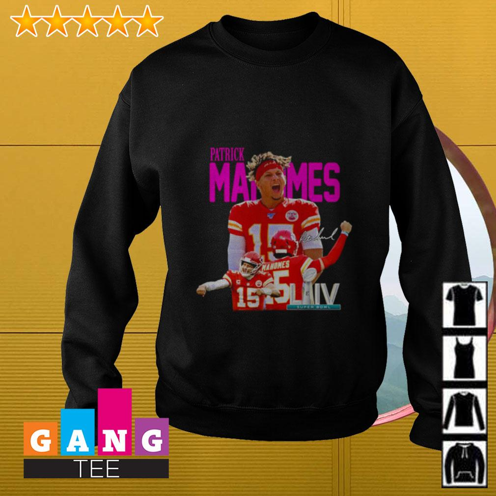 Patrick Mahomes II LIV Super Bowl Sweater