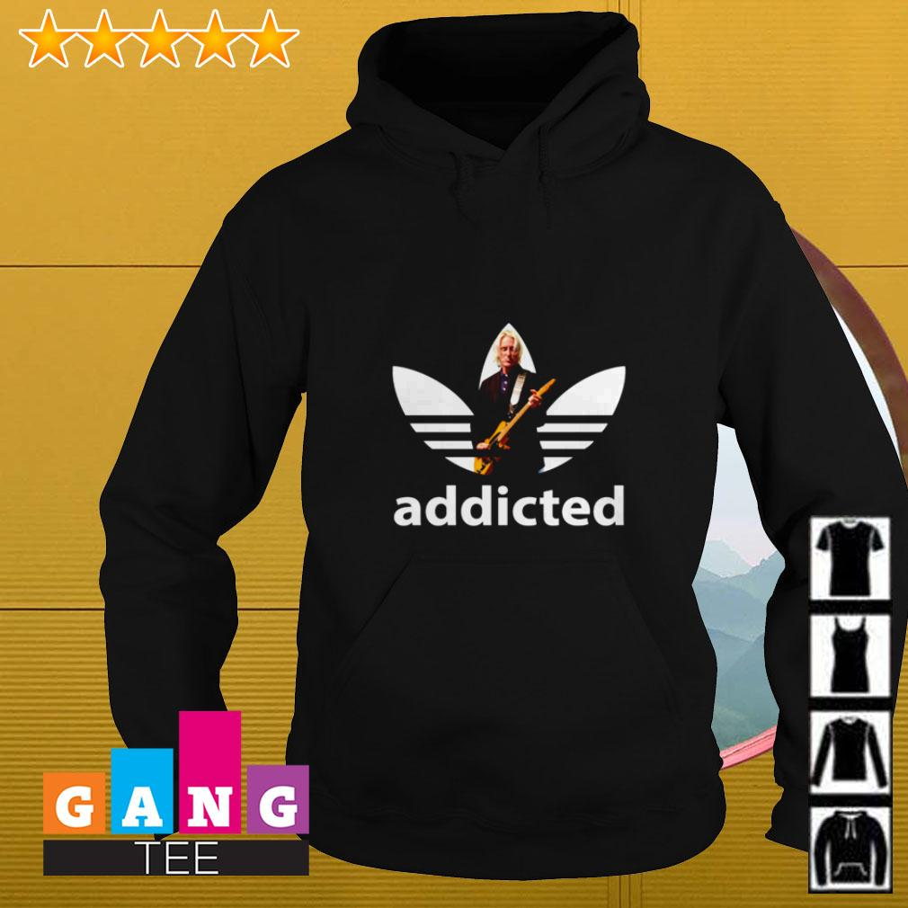Paul Weller adidas addicted Hoodie