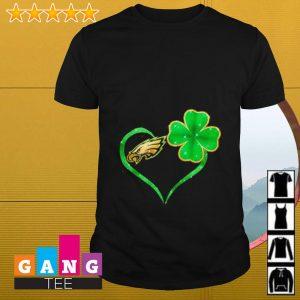 Love Philadelphia Eagles St Patrick's Day shirt