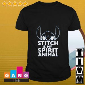 Stitch is my spirit animal shirt
