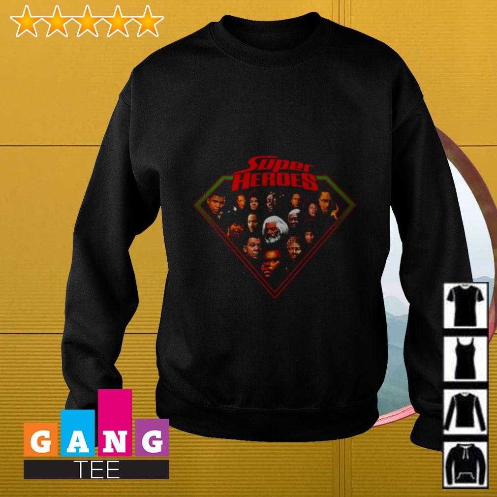 Super heroes Sweater