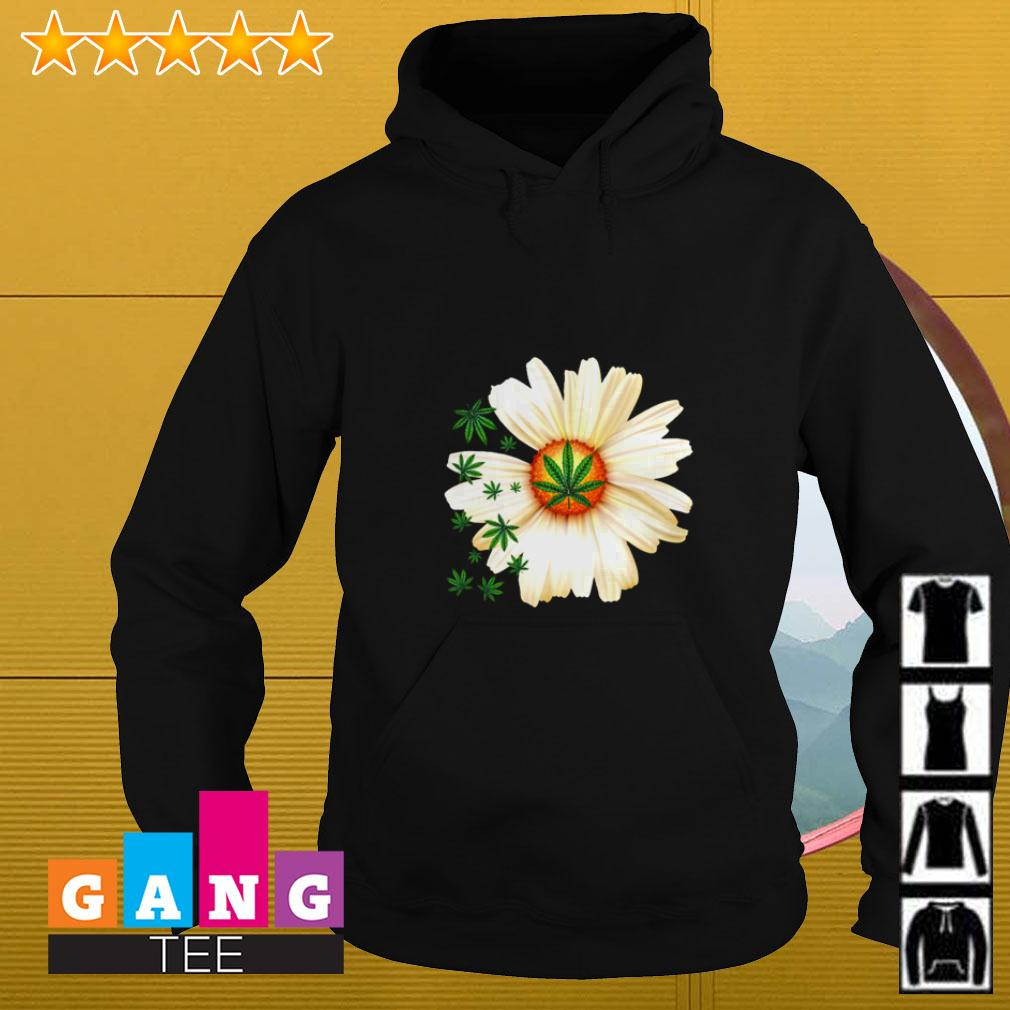 Daisy and Weed Hoodie