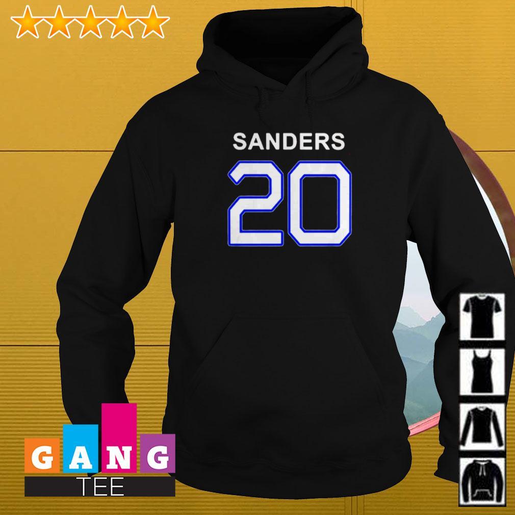 Garth Brooks Sanders 20 Hoodie
