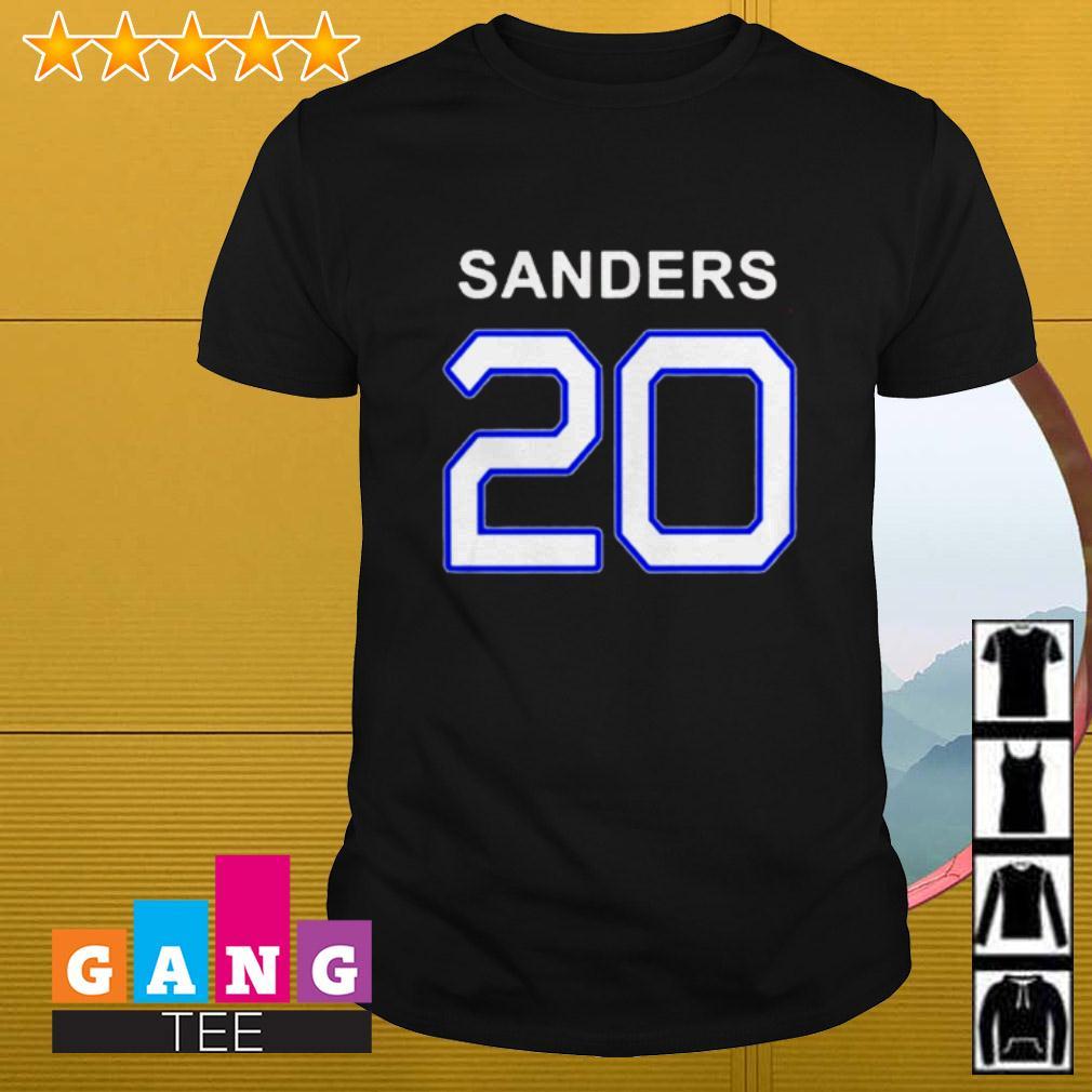 Garth Brooks Sanders 20 shirt