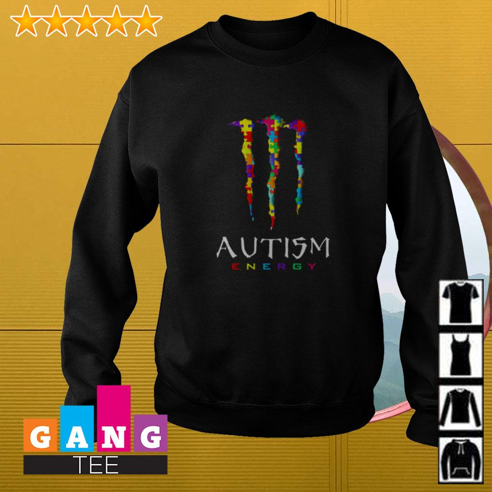 Monster Autism energy Sweater