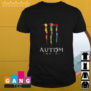 Monster Autism energy shirt