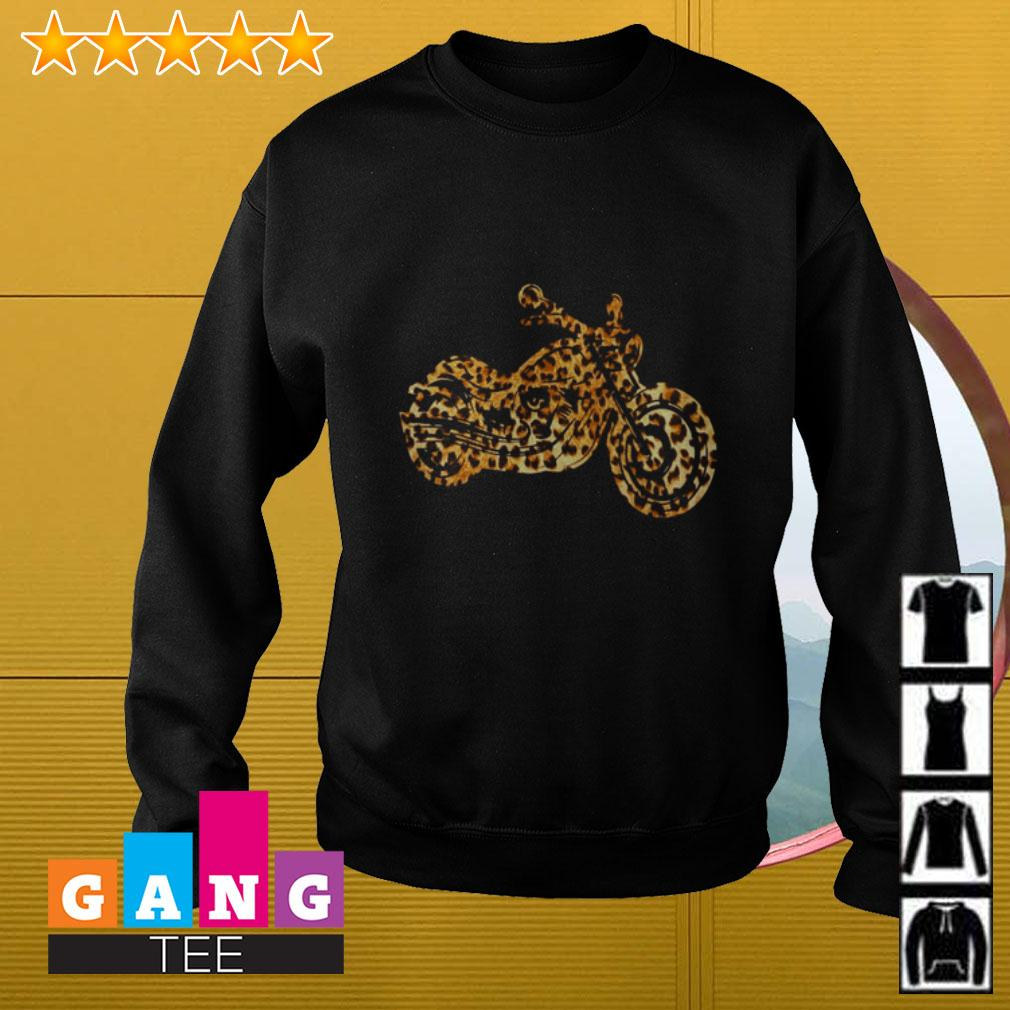 Panther Mortocycle Sweater