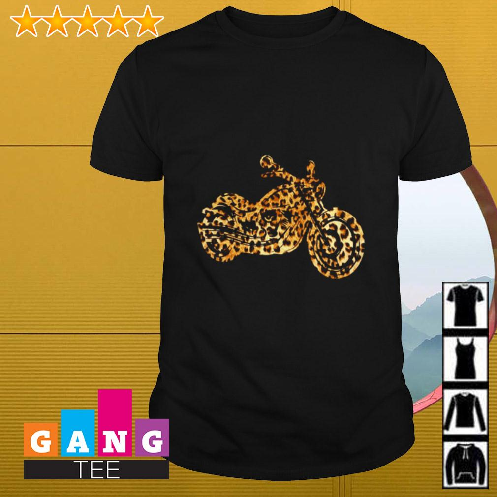 Panther Mortocycle shirt