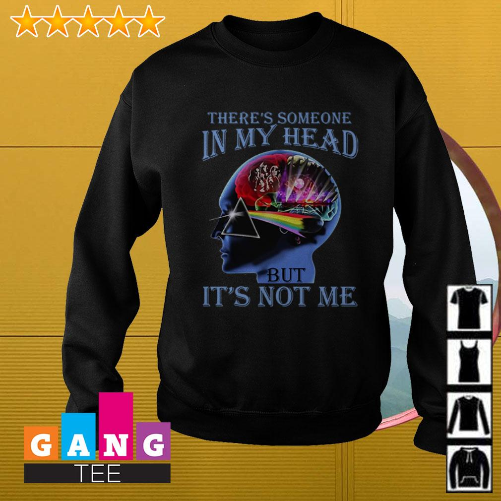 Pink Floyd There's someone in my head but It's not me Sweater