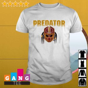 Predator Washington Redskins shirt
