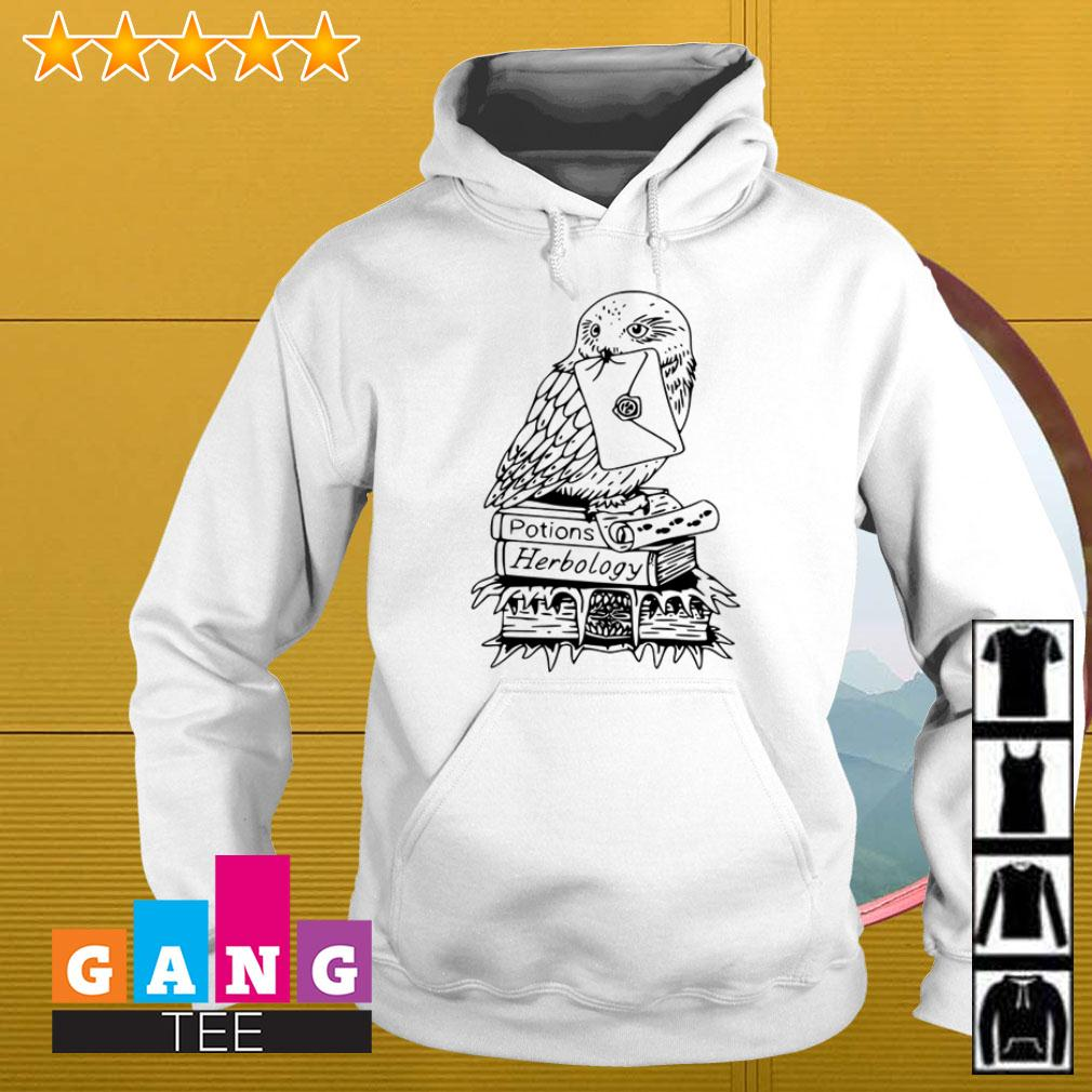 Hedwig Potions herbology Harry Potter Hoodie