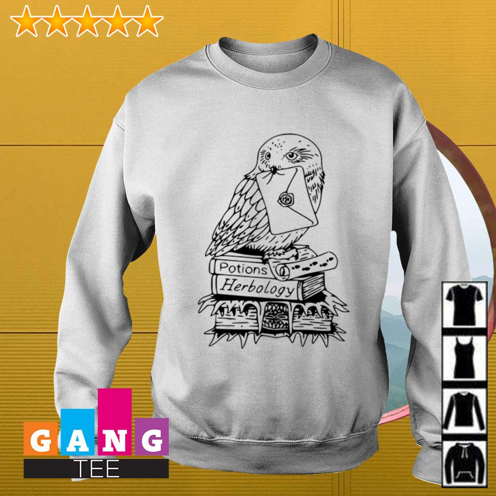 Hedwig Potions herbology Harry Potter Sweater