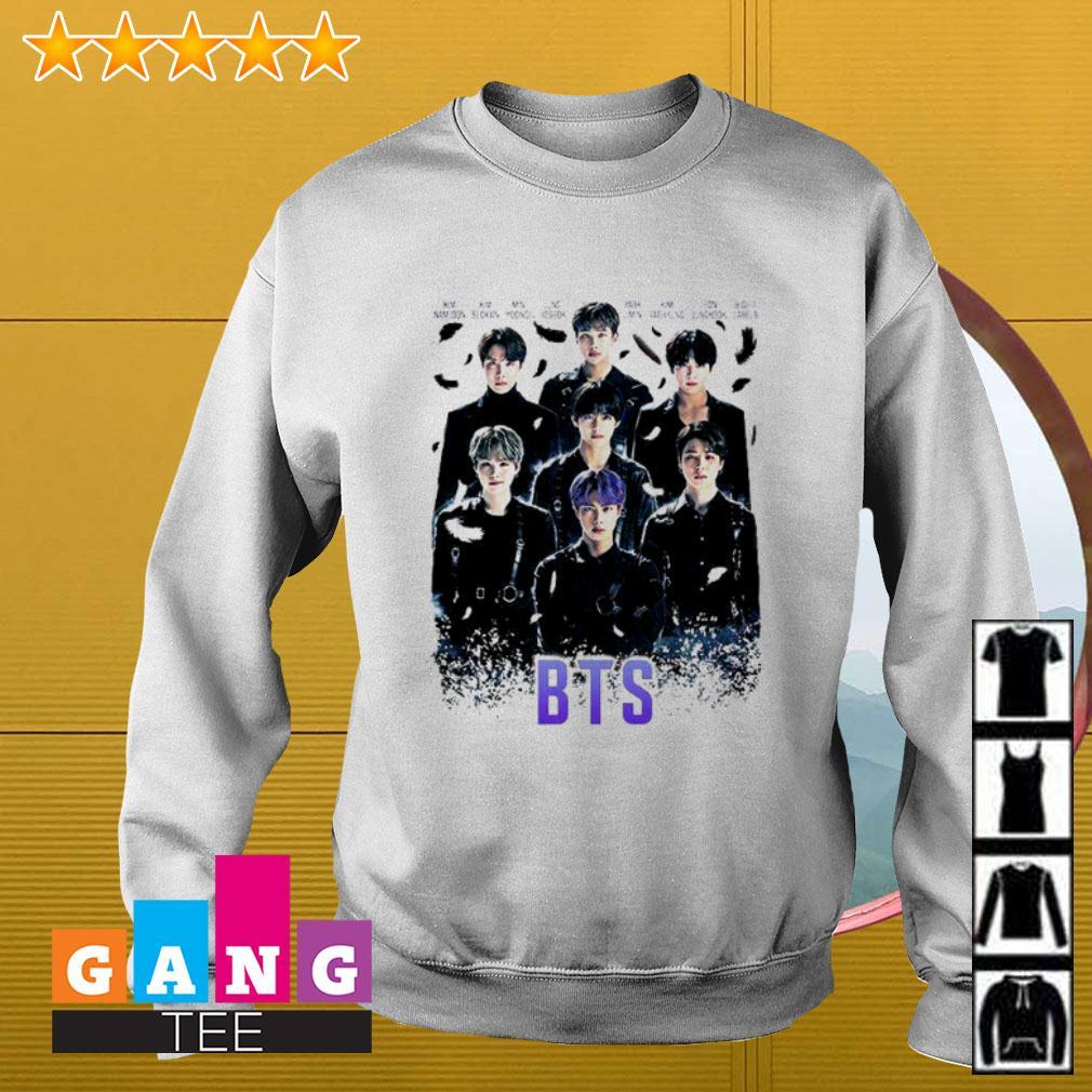 Kpop BTS Black Swan Sweater