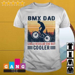 BMX Dad like a regular dad but cooler vintage shirt