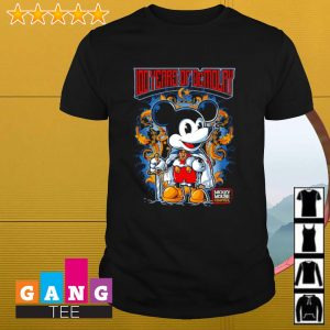 100 years of Demolay Mickey mouse chapter shirt