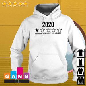 2020 horrible would not recommend s Hoodie