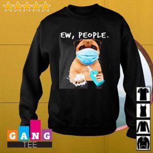 Pug Ew People wash hand s Sweater