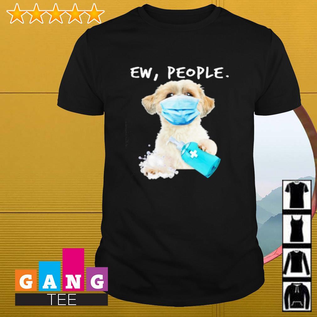 Shih Tzu Ew Peopleb shirt