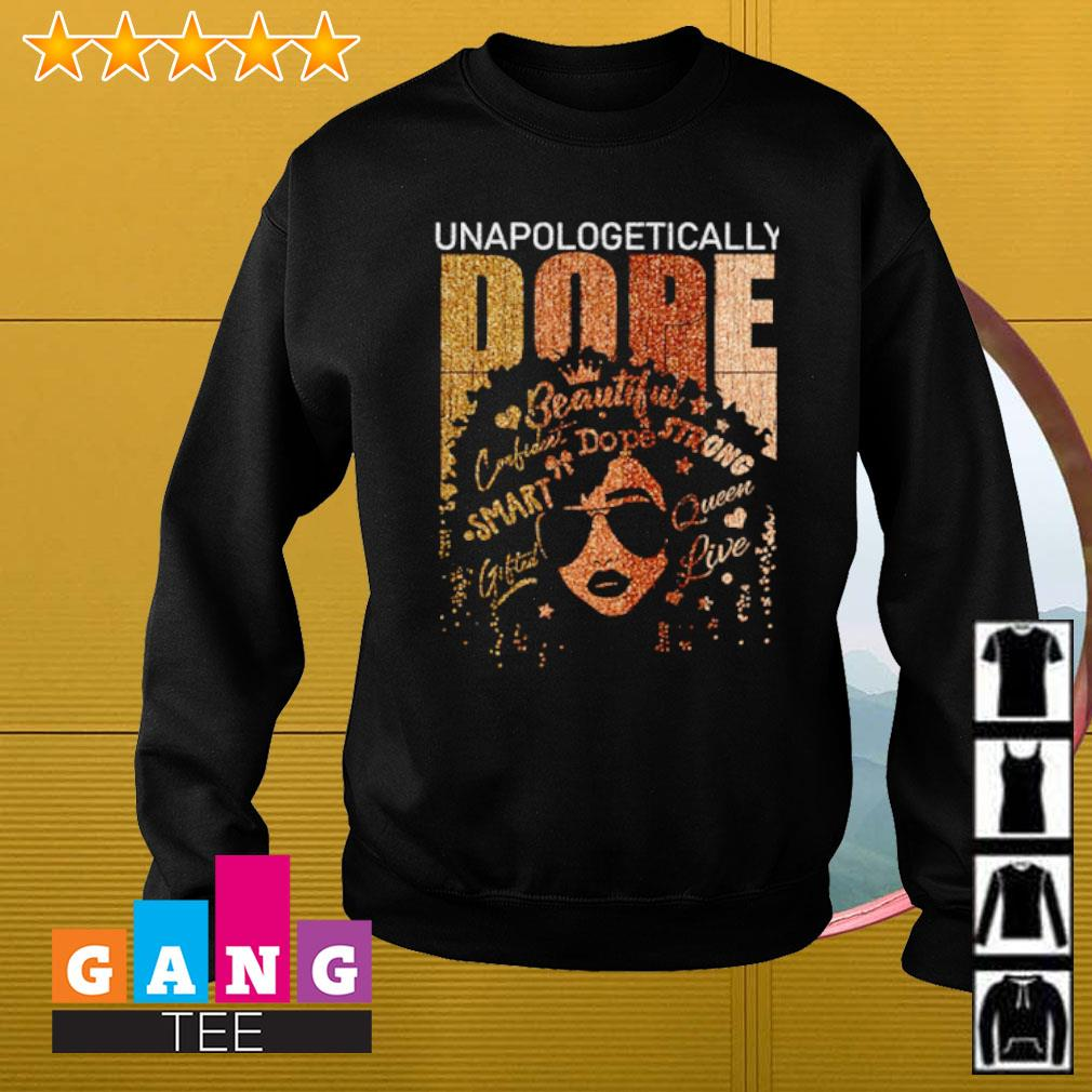 Unapologetically Dope Sweater