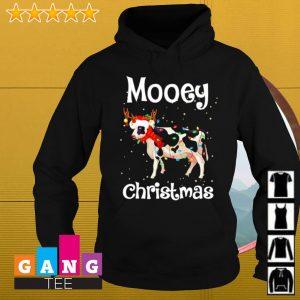 Cow Led light mooey Christmas s Hoodie