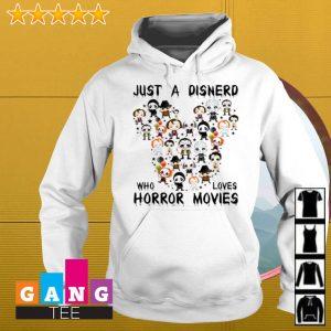 Just a disnerd who loves Horror Movies Halloween s Hoodie
