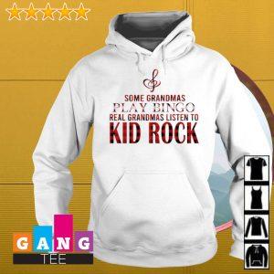 Some grandmas play bingo real grandmas listen to Kid Rock s Hoodie
