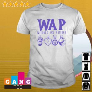 Wap Witches And Potions Shirt