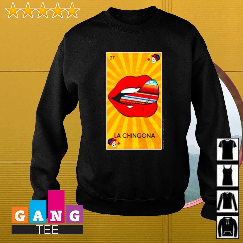 27 lips La Chingona vintage s Sweater