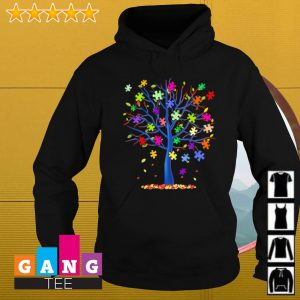 Official Autism tree s Hoodie