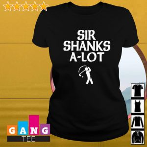 Sir shanks a lot Golf s Ladies-tee