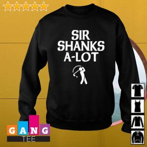 Sir shanks a lot Golf s Sweater