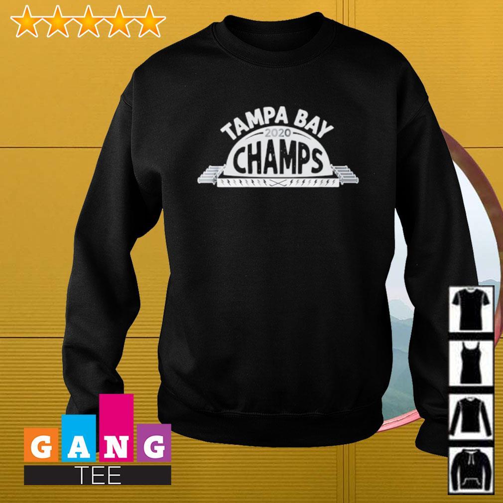 Tampa Bay Lightning 2020 Champions s Sweater