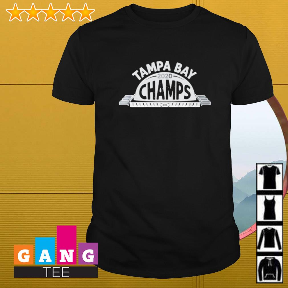 Tampa Bay Lightning 2020 Champions shirt