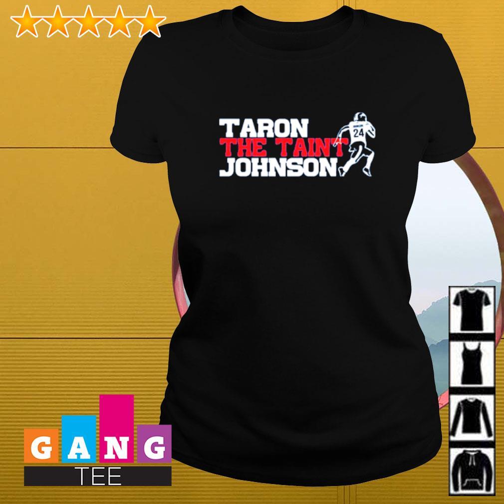Taron the Taint Johnson 24 Buffalo Bills s Ladies-tee