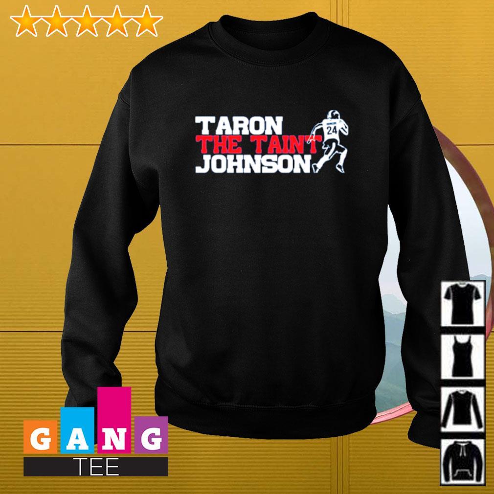 Taron the Taint Johnson 24 Buffalo Bills s Sweater