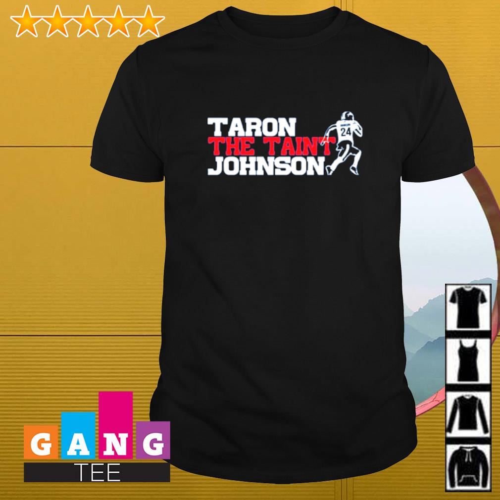 Taron the Taint Johnson 24 Buffalo Bills shirt