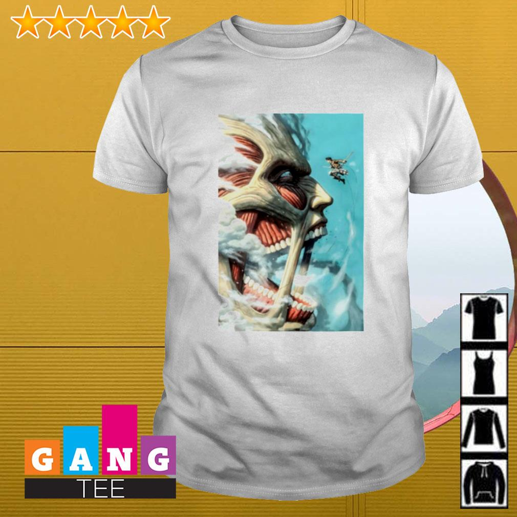 Attack on Titan shirt