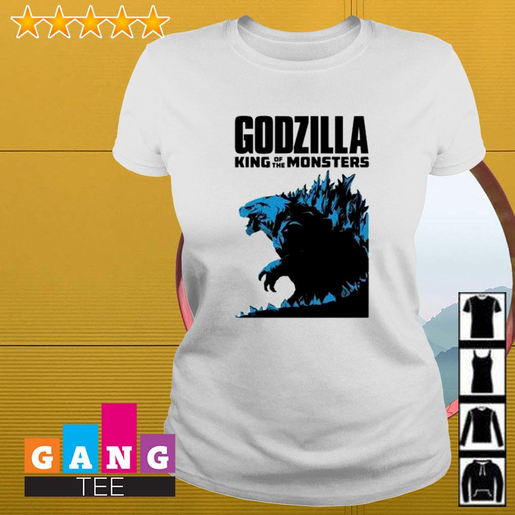 Godzilla King of the Monsters Ladies-tee