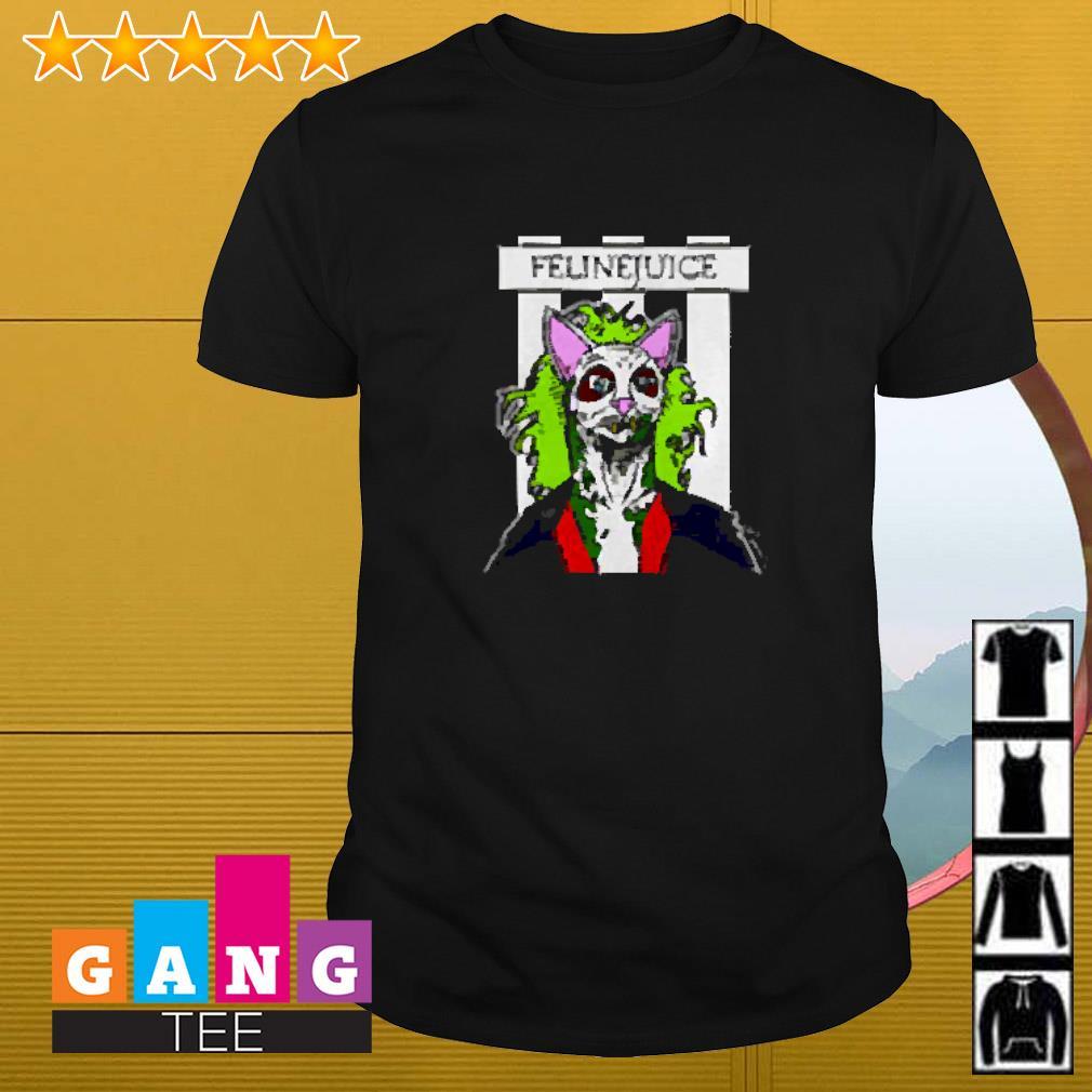 Joker cat Felinejuice shirt