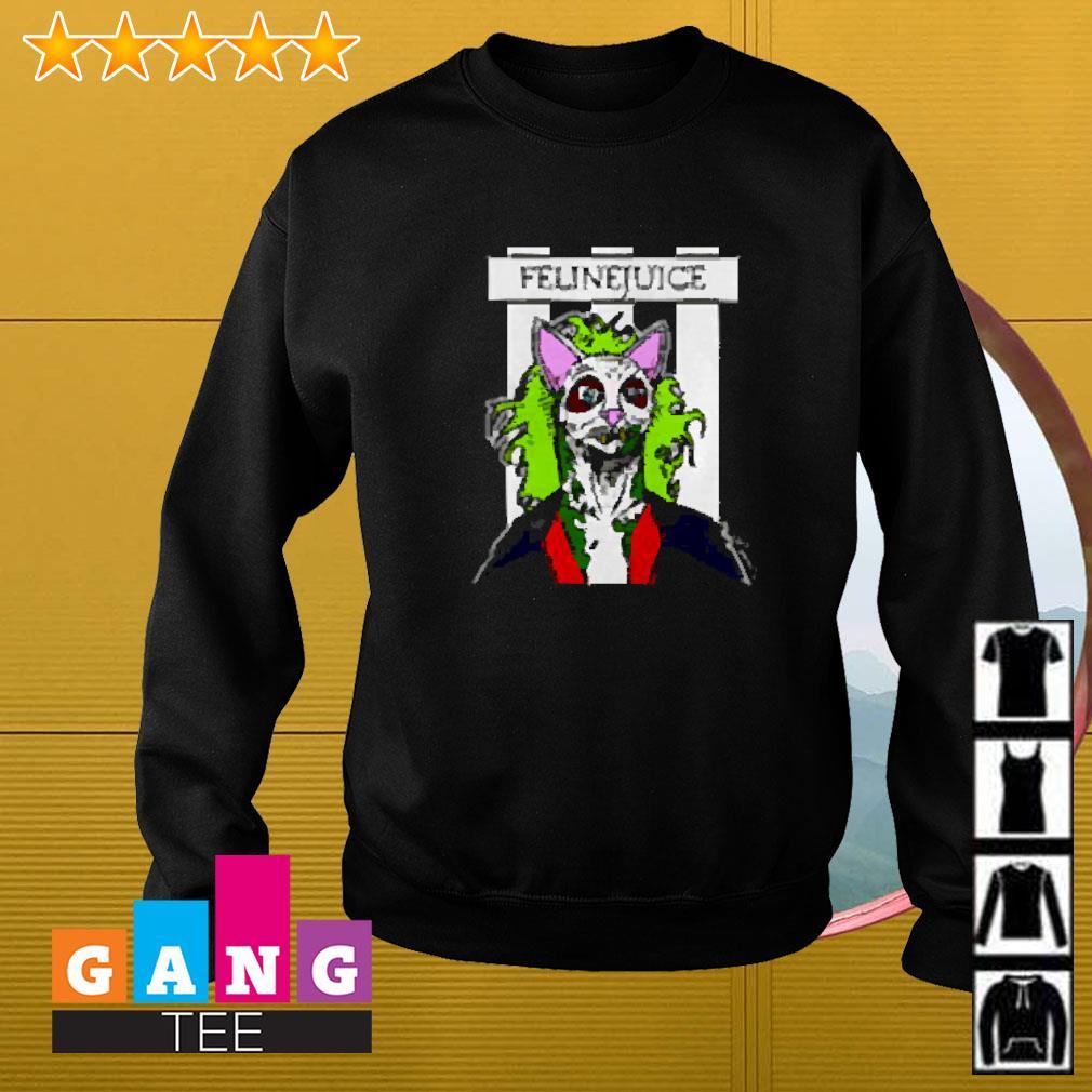Joker cat Felinejuice Sweater
