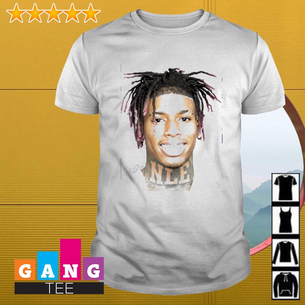 NLE Choppa Mugshot shirt